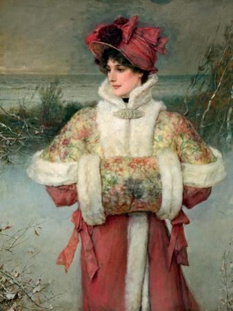 The Lady of the Snows, C.1896