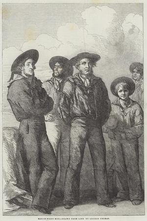 Man-Of-War's Men