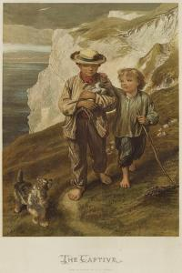 The Captive by George Housman Thomas