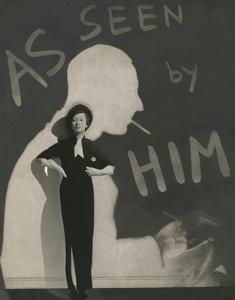 Vogue - August 1933 - Toto Koopman 'As Seen by Him' by George Hoyningen-Huen?