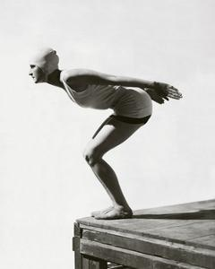 Vogue - July 1929 - Jean Patou Swimwear by George Hoyningen-Huen?