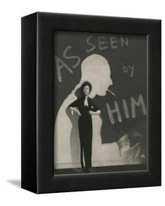 Vogue - August 1933 - Toto Koopman 'As Seen by Him' by George Hoyningen-Huené