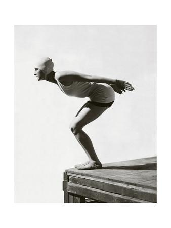 Vogue - July 1929 - Jean Patou Swimwear
