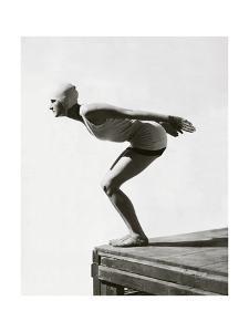 Vogue - July 1929 - Jean Patou Swimwear by George Hoyningen-Huené