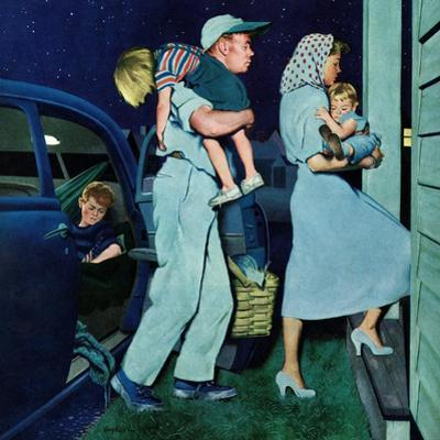 """""""Home at Last"""", September 1, 1951"""