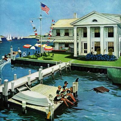 """Yacht Club,"" June 23, 1962"