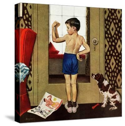 """""""Young Charles Atlas"""", November 29, 1952"""