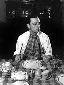 Buster Keaton, 1933 by George Hurrell