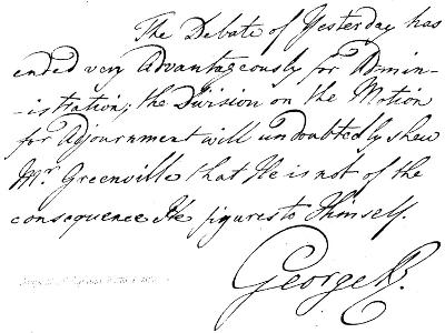 George III of England, B 1738, D 1820--Giclee Print