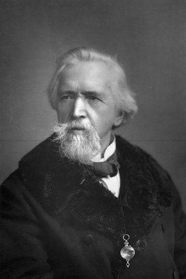 George Jacob Holyoake (1817-190), English Secularist, 1893-W&d Downey-Photographic Print