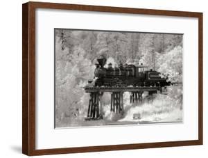 Black Hills RR I by George Johnson
