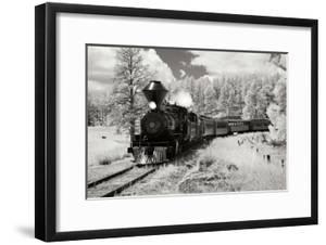 Black Hills RR II by George Johnson