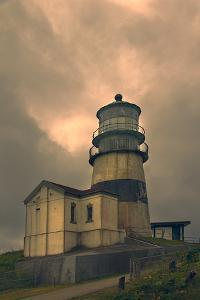 Cape Disappointment Lighthouse by George Johnson