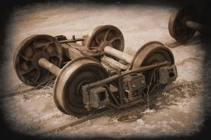Four Wheel Truck by George Johnson