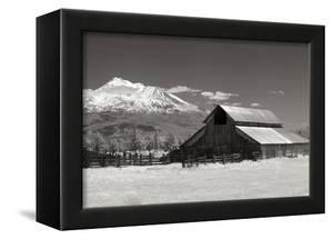 Mt. Shasta I by George Johnson