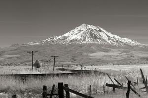 Mt. Shasta II by George Johnson