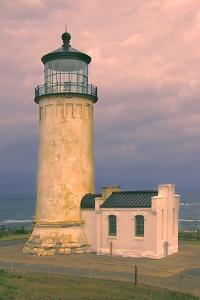 North Head Lighthouse by George Johnson