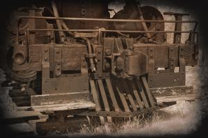 Old Cowcatcher by George Johnson