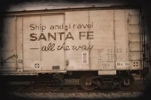 Santa Fe All the Way by George Johnson