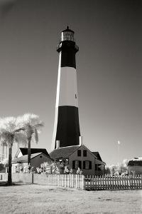 Tybee Island Lighthouse by George Johnson