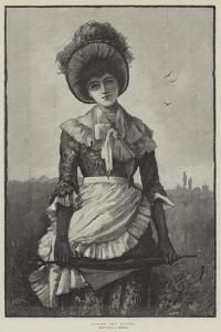 Across the Fields by George L. Seymour