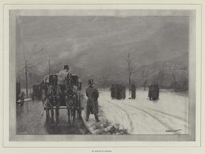 An Affair of Honour by George L. Seymour