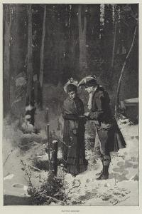 Plotting Mischief by George L. Seymour