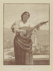 Santa Lucia by George L. Seymour