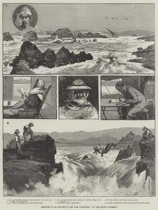Sketches by an Officer of the Nile Expedition, at the Second Cataract by George L. Seymour