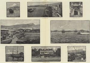 Sketches of Toulon by George L. Seymour