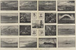 The British Association at Montreal, Sketches of the Voyage Out by George L. Seymour