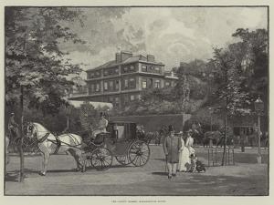 The London Season, Marlborough House by George L. Seymour