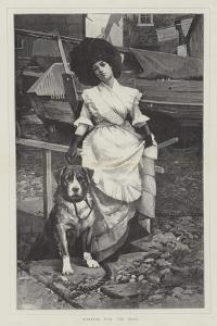 Waiting for the Boat by George L. Seymour