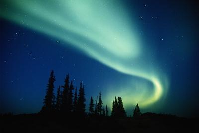 Aurora Borealis (Northern Lights), Northwest Territories, Canada