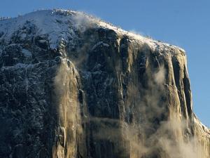 El Capitan Mountain by George Lepp