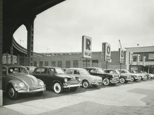Car Dealership by George Marks