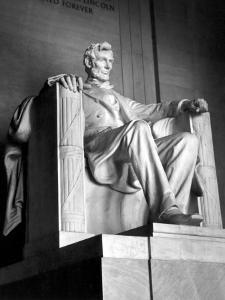 Lincoln Monument by George Marks