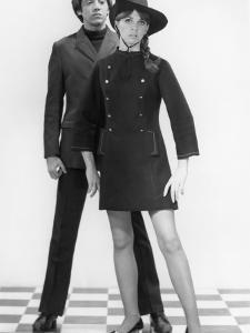 Mod Couple by George Marks