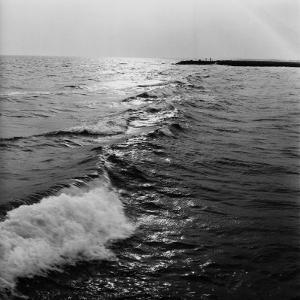 Ocean Waves by George Marks