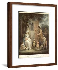 Dancing Dogs, C. 1800 by George Morland