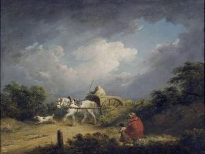 L'orage by George Morland