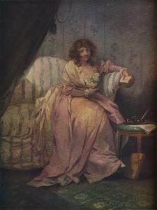 Mrs Morland by George Morland, 18th century, (1913) by George Morland
