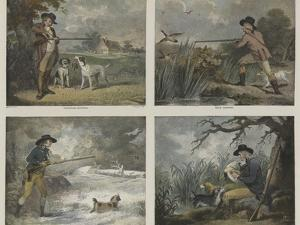 Shooting Pieces by George Morland