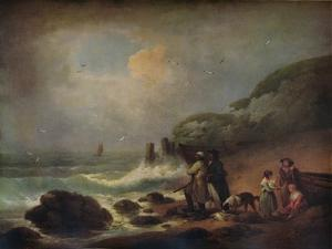 Shooting Sea Fowl, 1795 by George Morland