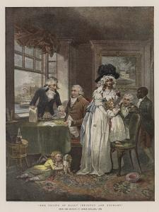 The Fruits of Early Industry and Economy by George Morland