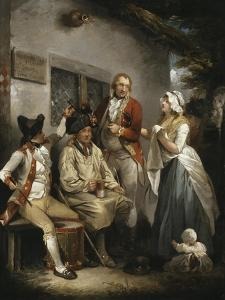 Trepanning a Recruit, C.1790 by George Morland