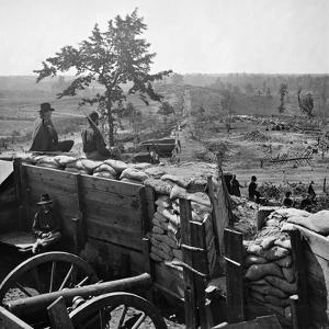 Civil War: Atlanta, 1864 by George N. Barnard
