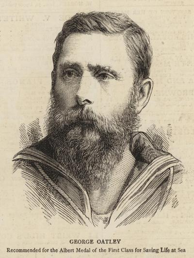 George Oatley--Giclee Print