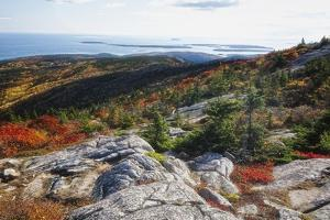 Best View from the Cadillac Mountain by George Oze