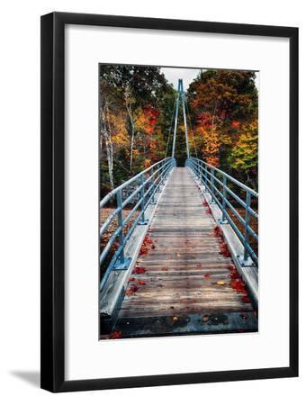 Bridge To The Nature, New Hampshire